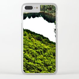 Hidden Lake Photography Clear iPhone Case