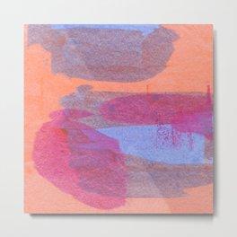Abstract No. 660 Metal Print
