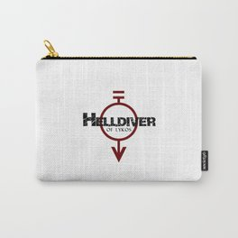 Helldiver of Lykos Carry-All Pouch