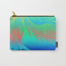Tropical City Carry-All Pouch
