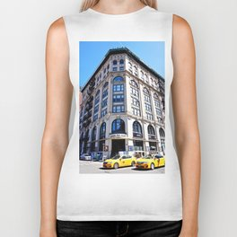 SoHo New York City Street Biker Tank