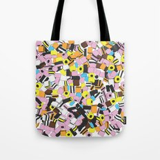 Lots of Liquorice Allsorts Tote Bag