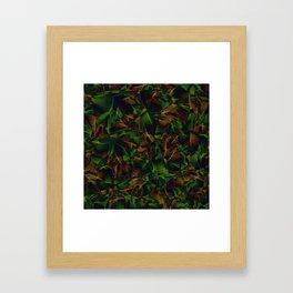 Stingray Club Framed Art Print