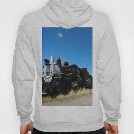 Denver & Rio Grande Steam Engine Hoody