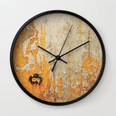 Bowl Skull I Part I Wall Clock