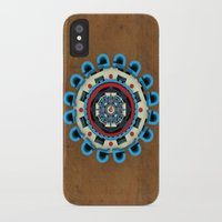 sacred geometry iPhone & iPod Cases featuring Sacred Geometry by Angel Decuir