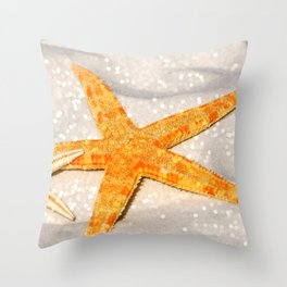 starfish 1 Throw Pillow