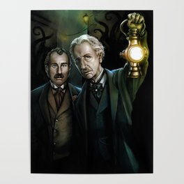 Jago and Litefoot Poster
