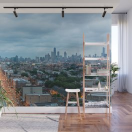 Chicago from The Robey Wall Mural