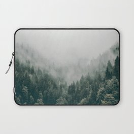 Foggy Forest 3 Laptop Sleeve