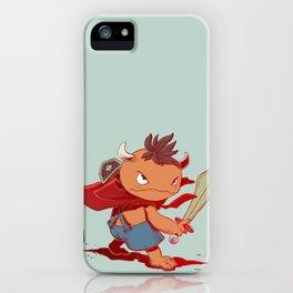 Mite iPhone Case