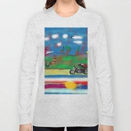 The motorized animals Long Sleeve T-shirt