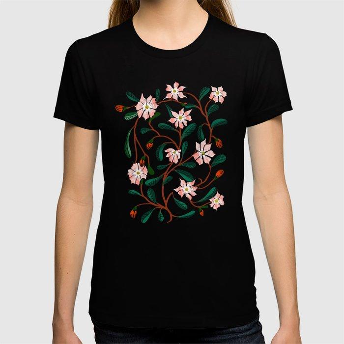 Floral Deco T-shirt