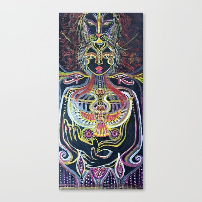 Attunement Canvas Print
