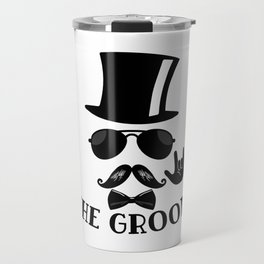 The Groom Travel Mug