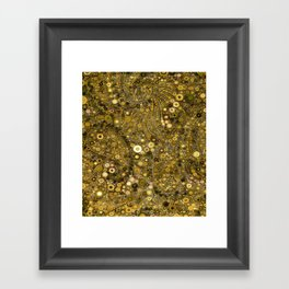 :: Good as Gold :: Framed Art Print
