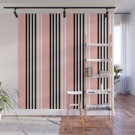Geometric Design 8 to compliment Horizons Geometric Design 5 - Peach Pink Wall Mural