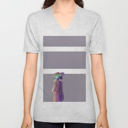 Wander - Robonoir Unisex V-Neck