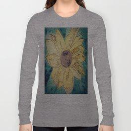 Sunflower madness Long Sleeve T-shirt
