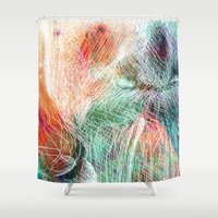 wizard Shower Curtains featuring Wizard by gui.