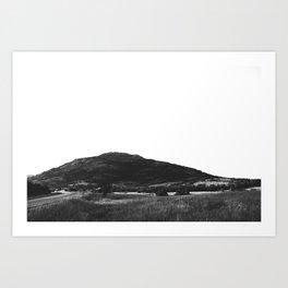 Mount Scott Timeless Art Print