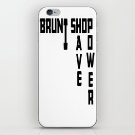 have power iPhone Skin