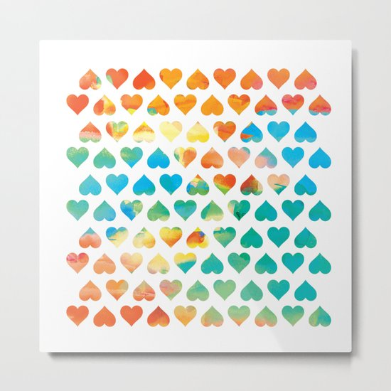 Lovely Day Metal Print