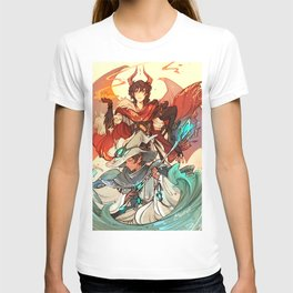 The Dragon and the Nokken T-shirt