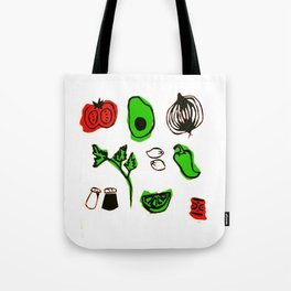 Let's Give Them Something to Guac About Tote Bag