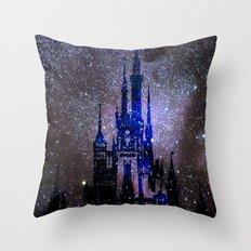 Fantasy Disney Throw Pillow
