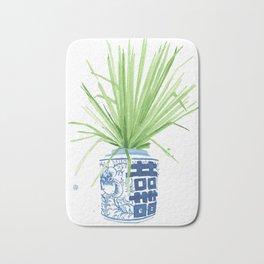 Ginger Jar + Fan Palm Bath Mat