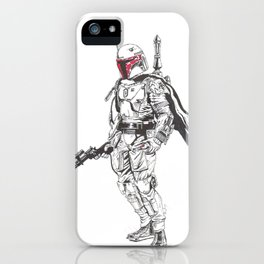 Is that a Thermal detonator in your pocket or are you just pleased to see me? iPhone Case