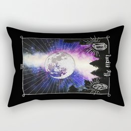 The Moon Tarot by WildOne Rectangular Pillow