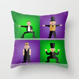 East 17: It's Alright Throw Pillow