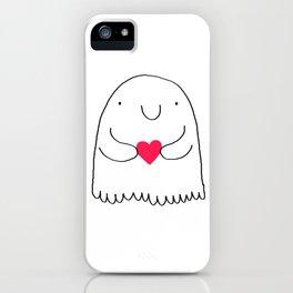 Love Ghostie iPhone Case