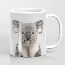 Koala 2 - Colorful Coffee Mug