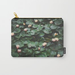 Echo Park Waterlillies Carry-All Pouch