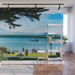 City by the Bay Wall Mural