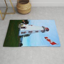 Lighthouse Panmure Island Rug