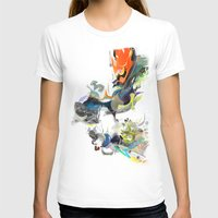 archan nair T-shirts featuring Sunburn by Archan Nair