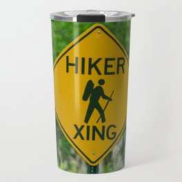 Hiker Xing Travel Mug