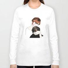 Emily and Arthur Miller Long Sleeve T-shirt