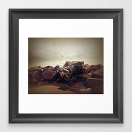Water Spirit  Framed Art Print