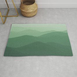 Hunter Mountain summer Rug