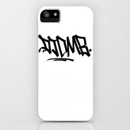 Djomb iPhone Case