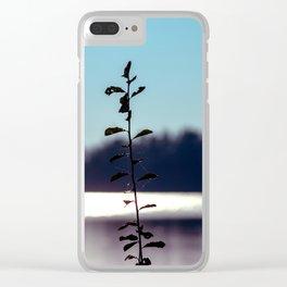 Concept nature : respice finem Clear iPhone Case