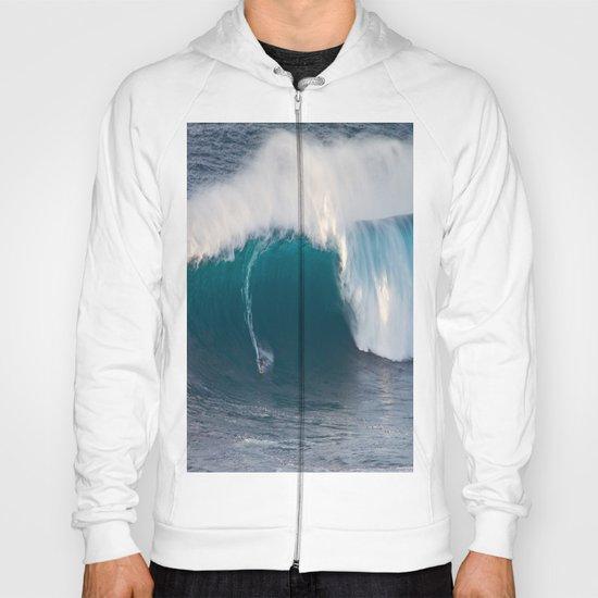 """Surfing """"Jaws"""" (Pe'ahi) Hoody"""