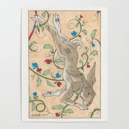 Spiel Mit Mir: Kaninchen Poster