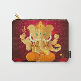 Ganesha | Animal Gods Carry-All Pouch