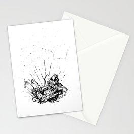 Magical Smoked Quartz Stationery Cards